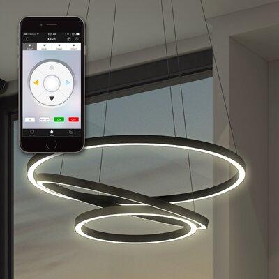 Tania Trio WiFi-Enabled Tunable 3-Light LED Pendant