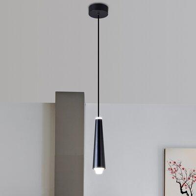 Quaoar 1-Light LED Mini Pendant