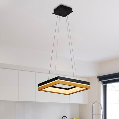 Pyxis 1-Light LED Geometric Pendant