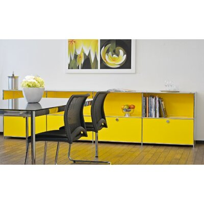 System4 Elite Side Board Color: Yellow green Product Picture 30