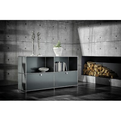 System4 Elite Sideboard Color: Anthracite