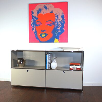 System4 Elite Sideboard Color: Silk gray