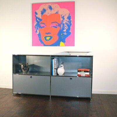 System4 Elite Sideboard Color: Silver