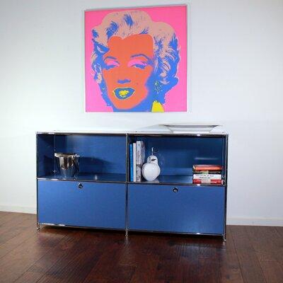 System4 Elite Sideboard Color: Brilliant blue