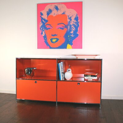 System4 Elite Sideboard Color: Pure orange