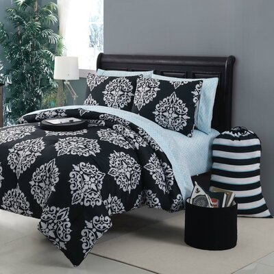 Daria 7 Piece Extra Twin Comforter Set