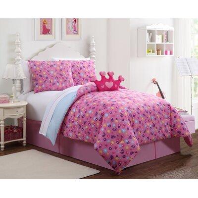 Princess Juvi Comforter Set Size: Twin