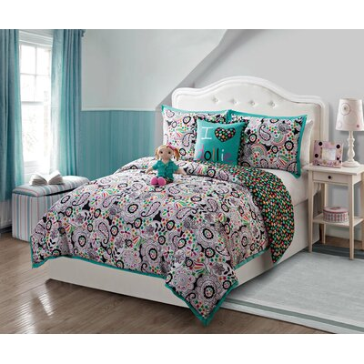 Zoe Comforter Set Size: Full