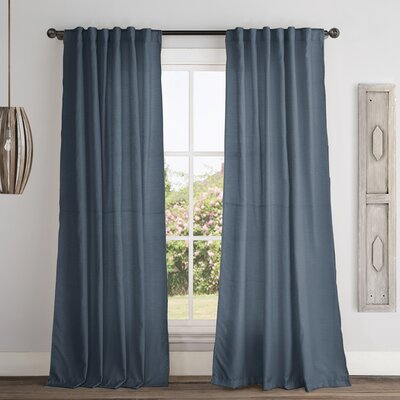 Broome Blackout Single Curtain Panel