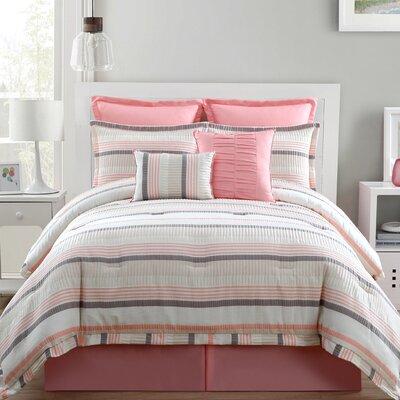 Comforter Set BAJ-8CS-QUEN-IN-CE