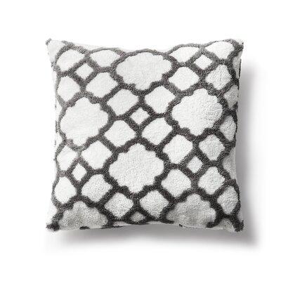 Chantel Throw Pillow Color: Gray