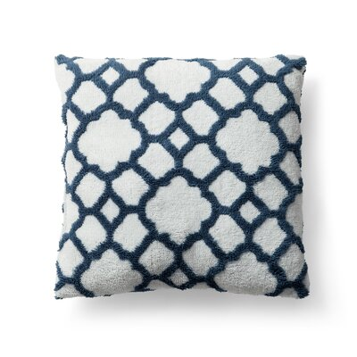 Chantel Throw Pillow Color: Teal