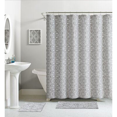 Essex 15 Piece Bath Set Color: Taupe