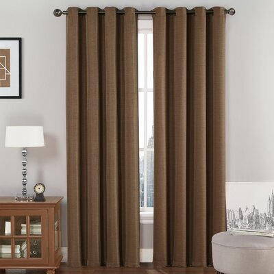 Jasmine Blackout Single Curtain Panel