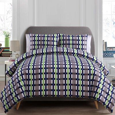 Hoagy Comforter Set Size: Full / Queen