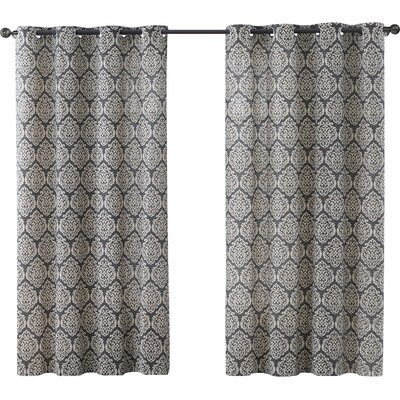 Bristol Blackout Single Curtain Panel