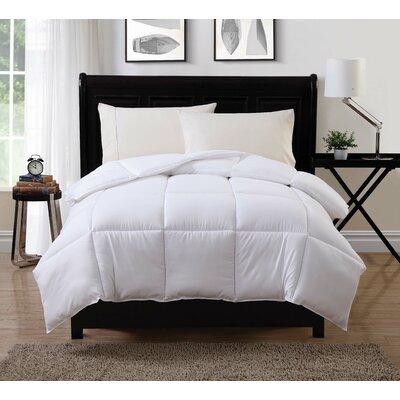 Caribbean Joe Down Alternative Comforter Size: Queen