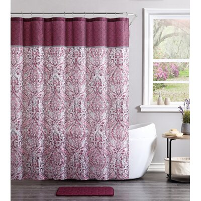 Durrett 14 Piece Shower Curtain Set