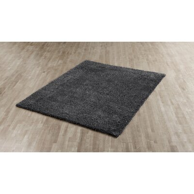 Victoire Charcoal Area Rug Rug Size: 8 x 10