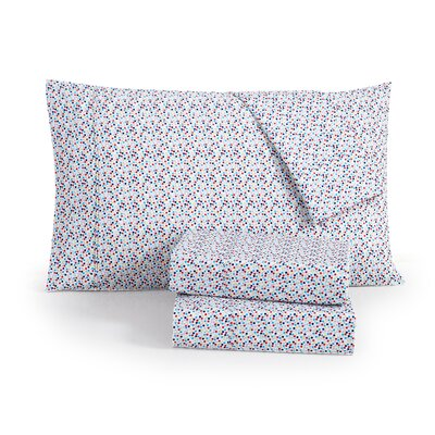 Draconis Dots 200 Thread Count Sheet Set