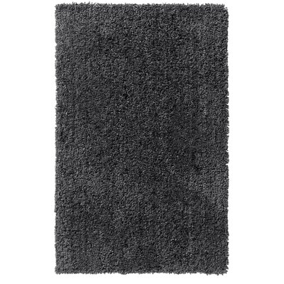 Victoire Charcoal Area Rug Rug Size: 5 x 8