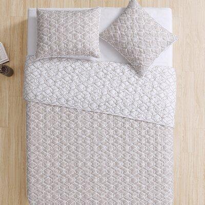 Kuhnhenn Reversible Quilt Set Size: Full/Queen