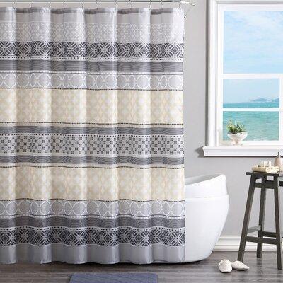 Dison 14 Piece Shower Curtain Set