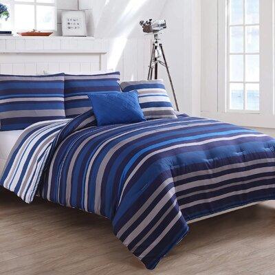 Lopez 4 Piece Comforter Set