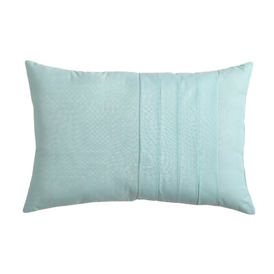 Avon Park Lumbar Pillow Color: Mint