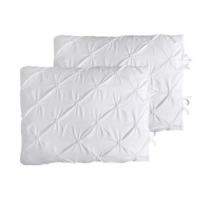 Fredy Modern Reversible Comforter Set Color: Black/White