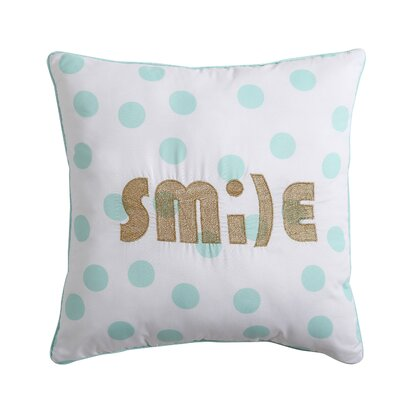 Fern Smile Decorative Throw Pillow