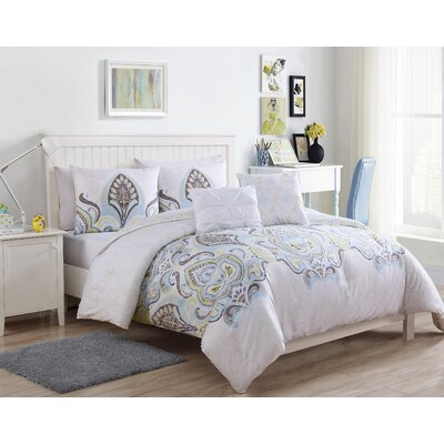 Winfield Comforter Set Color: Twin/XL