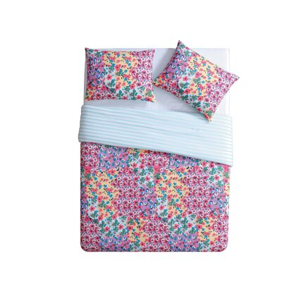 Edmonson Comforter Set Size: Twin/XL