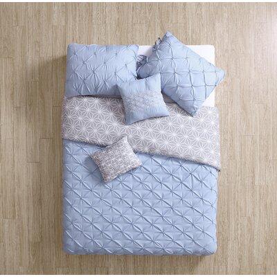 Novick Reversible Comforter Set