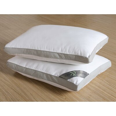 Sleeping Polyester Pillow with Gusset Size: 20 x 28