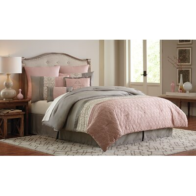 Ady 8 Piece Comforter Set Size: Queen