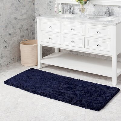 Mundt Bath Rug Color: Moonlight