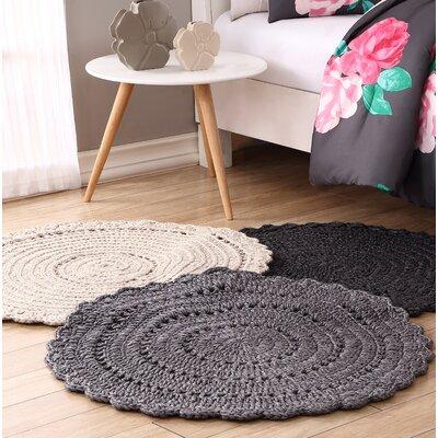 Partee Wool Taupe Indoor/Outdoor Area Rug