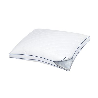 Memory Foam and Fiber Standard Pillow