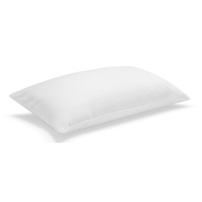 Gel Memory Foam MicroCushion Pillow Size: King