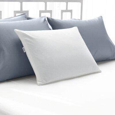 Reversible Cooling Gel Memory Foam Queen Pillow