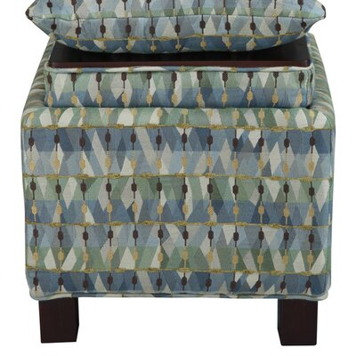 Madison Park Ashton Cube Ottoman
