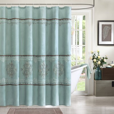 Brussel Polyester Shower Curtain