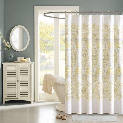 Libreto Cotton Shower Curtain