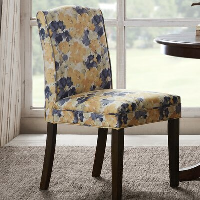 Camel Side Chair