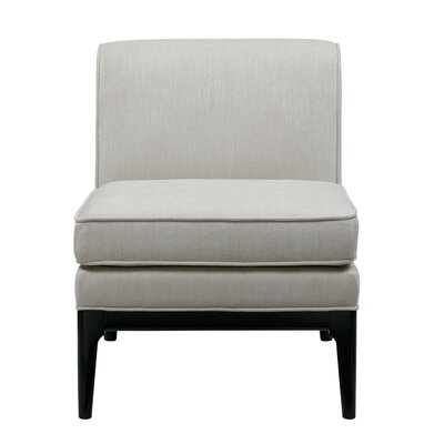 Shelton Armless Slipper Chair