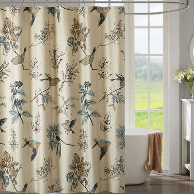 Shawnee 100% Cotton Shower Curtain