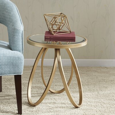 Dolson Round End Table