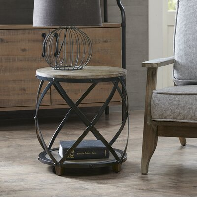 Buena Bent End Table