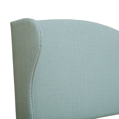Patchell Upholstered Wingback Headboard